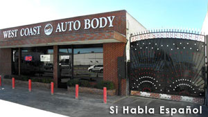 Auto Body Repair Shop in City of Industry